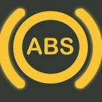 ABS light, ABS trouble code