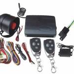 car alarm, alarm system