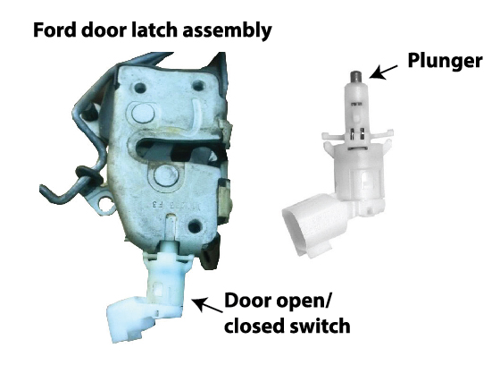 ford door switch
