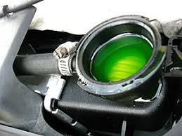 switch to green coolant
