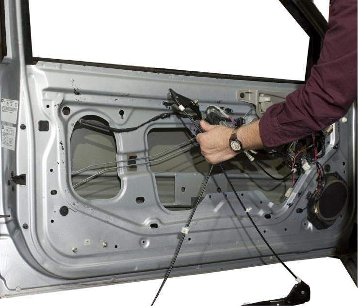 remove regulator motor, regulator,