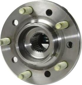 ABS sensor, wheel bearing