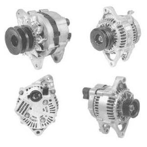 Denso alternator, nissan alternator, hitachi alternator