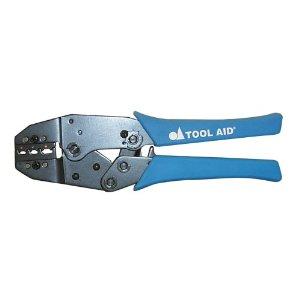 crimping tool, crimper, electrical connectors, splice