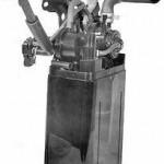 Charcoal canister, purge solenoid, vent solenoid, fuel tank pressure sensor