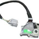 neutral safety switch, transmission range selector