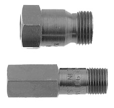 KD 901 air hold adapter. spark plug adapter,