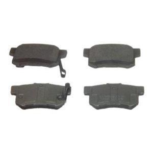 ceramic brake pads, semi metallic brake pads, wagner thermo quiet, raybestos, bendix