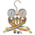 car air conditioning manifold gauge set