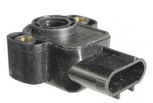 throttle position sensor, TPS
