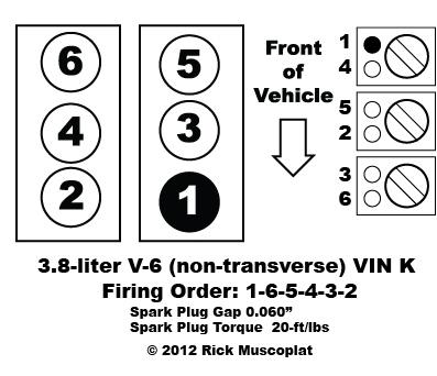 2007 jeep wrangler 38 engine firing order  jeep wrangler
