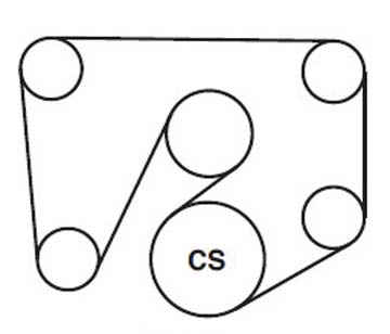 2000 Audi A4 2.8L serpentine belt diagram — Ricks Free Auto ... A L Engine Diagram on