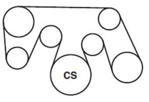 2001 acura mdx serpentine belt diagram  2001  free engine