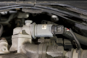 Ford idle solenoid, Ford idle air bypass valve, IAC