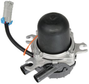 An air injection reaction pump is part of a vehicle's emission system. It pumps outside air into the exhaust stream to provide extra oxygen to the catalytic conveter so it can burn off excess gas during a cold start up when the air fuel mixture is extra rich.
