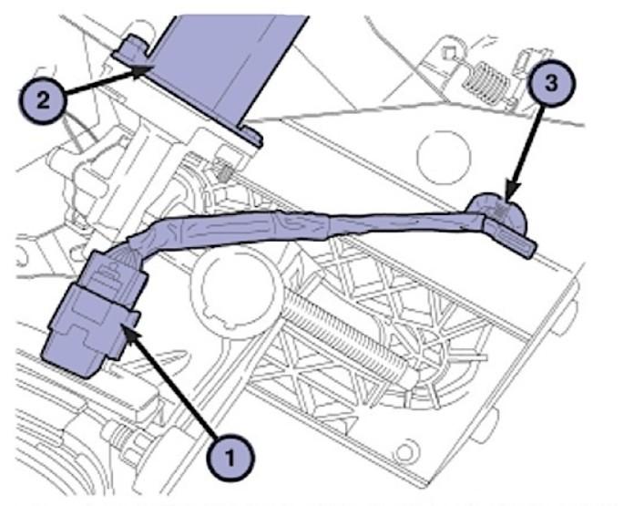 ETC Light on, P2122 P2127 - Chrysler — Ricks Free Auto Repair Advice
