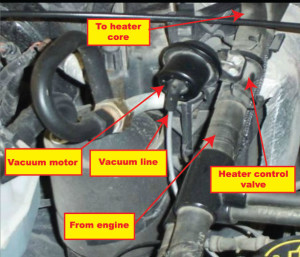 wiring diagram 1999 grand marquis fuse box under hood diagnose a heater control valve     ricks free auto repair  diagnose a heater control valve     ricks free auto repair