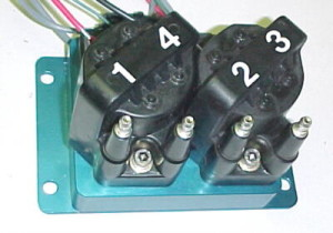 distributorless igntion coil pack
