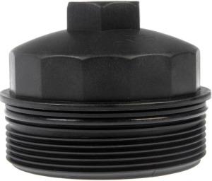 oil filter cap, fuel filter cap