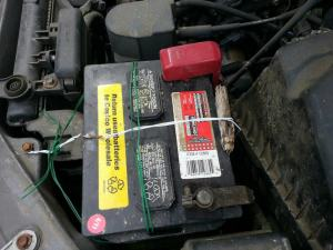 car battery hold down bracket