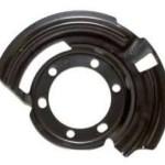 brake dust shield