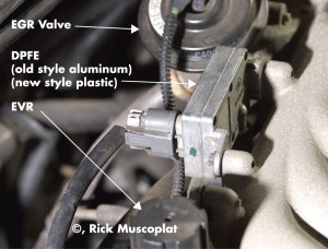egr valve replacement cost