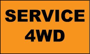 service 4WD Dodge Ram