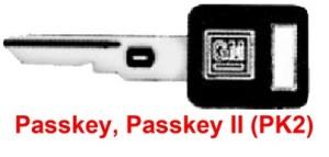 Passkey II