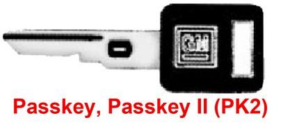 PK2 PassKey and PassKey II