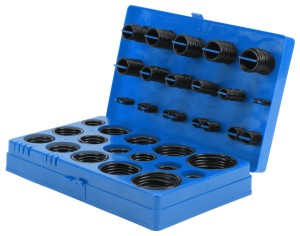 metric o ring assortment for plumbing and auto