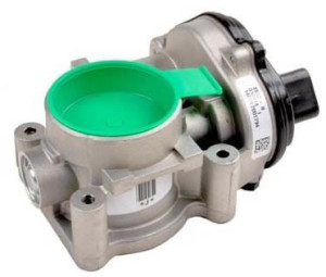Replace throttle body to fix P2111, P2112, Low idle, idle fluctuates