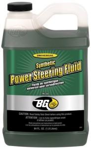 what power steering fluid