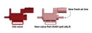 P2015 flap valve