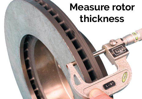 Rotor Resurfacing Near Me >> Reuse Brake Rotors Versus Resurface Or Replace Ricks Free