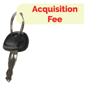 leasing acquisition fee