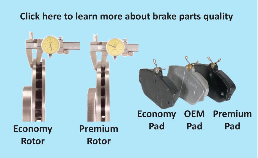quality brake parts