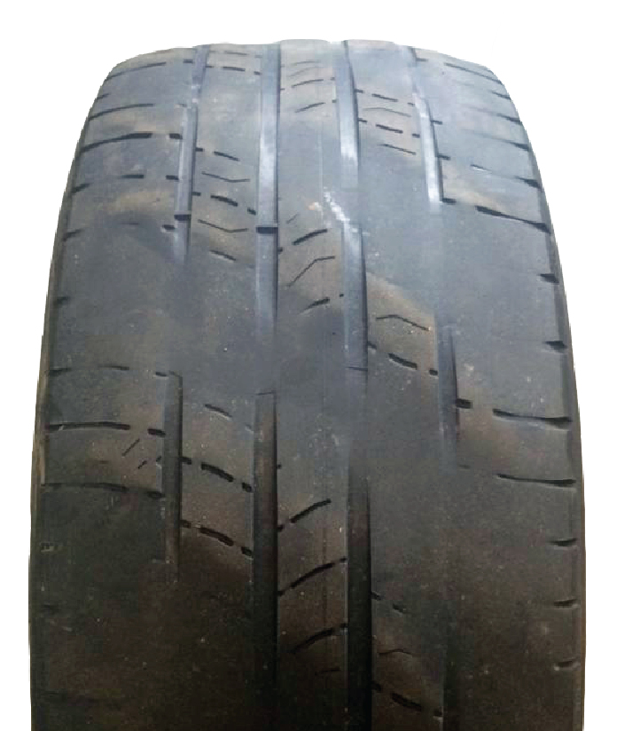 how to tell tyre wear