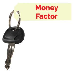 Negotiate Money Factor Car Lease