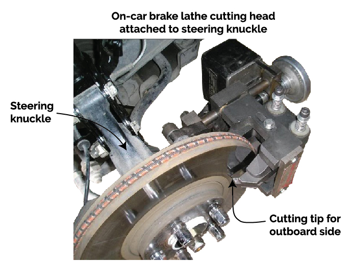 The pros and cons, according to the pros. To get the lowdown on resurfacing brake rotors, also known as cutting, machining, or turning rotors, .