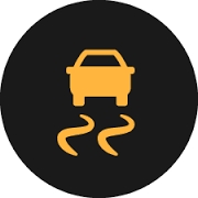 traction control icon