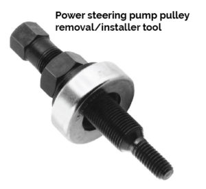 pulley remover