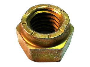 prevailing torque axle nut