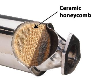 catalytic converter P0420