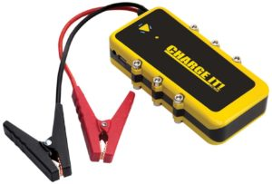 lithium ion jumper pack to jump dead battery