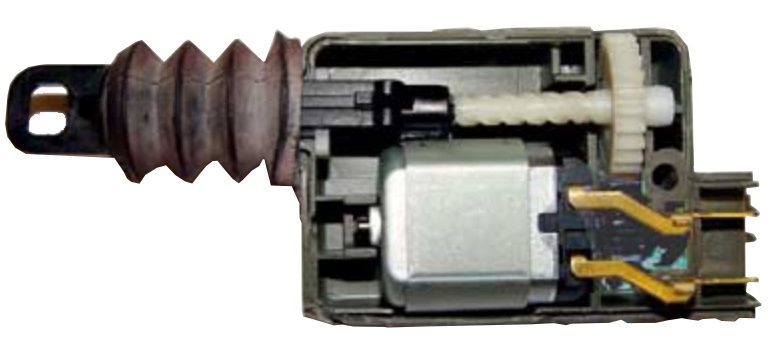 Diagnose And Repair A Power Door Lock Actuator Ricks