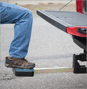 4040 HitchMate TireStep truck step