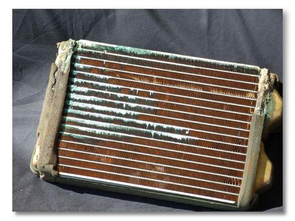 Symptoms of a bad heater core — Ricks Free Auto Repair