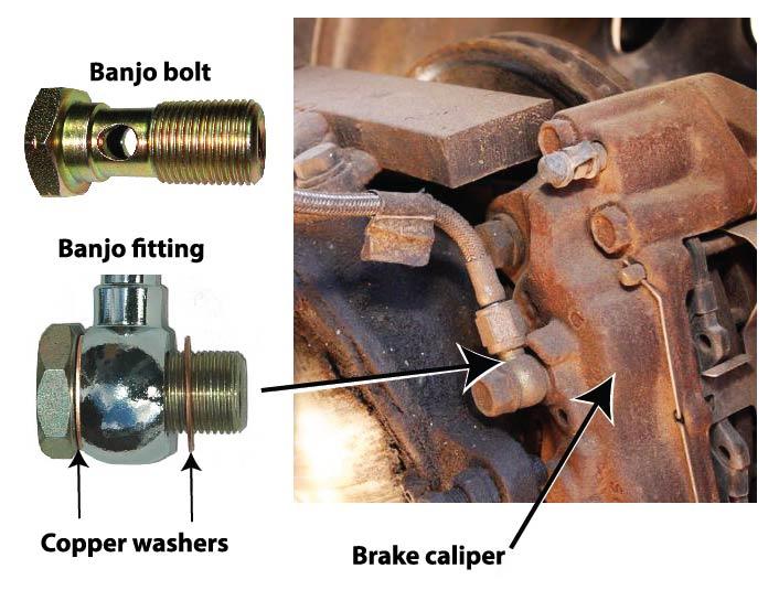 Brake hose replacement cost — Ricks Free Auto Repair Advice