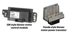 blower motor control module