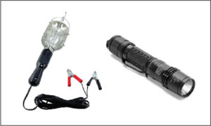 emergency trouble light for car
